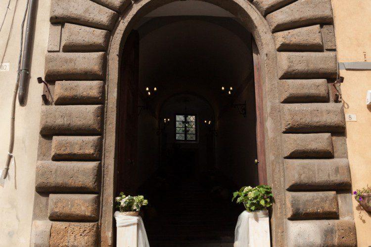 Civil Wedding Town hall in Orvieto - Umbria
