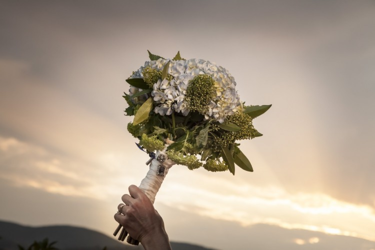 Bouquet Wedding in Tuscany