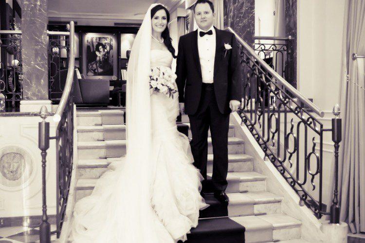 Civil Wedding Ceremony in Rome Palazzo Brancaccio