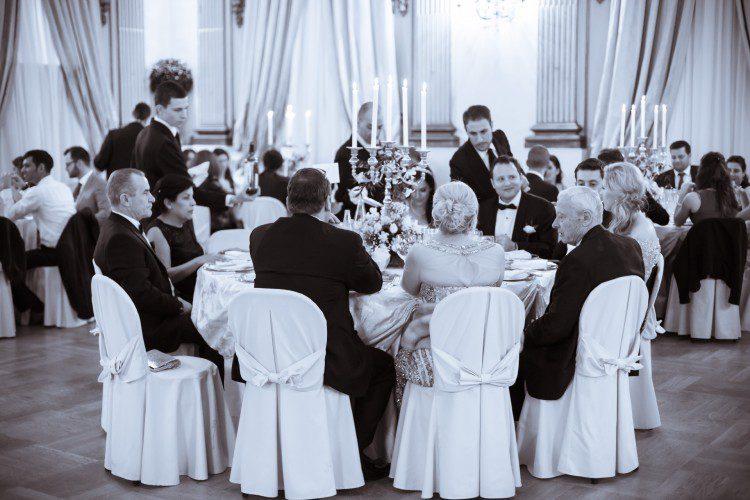 Wedding in Rome Palazzo Brancaccio